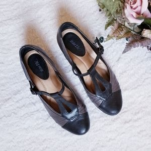 Earth Dress Pump Wanderlust Black 9B